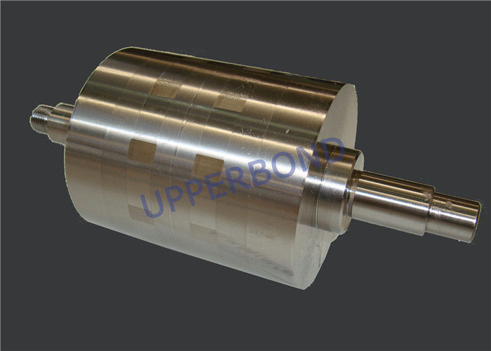 High Temperature Tolerance Alloy Steel Glue Roller Within Cigarette Maker To Apply Adhesives To Tipping Paper