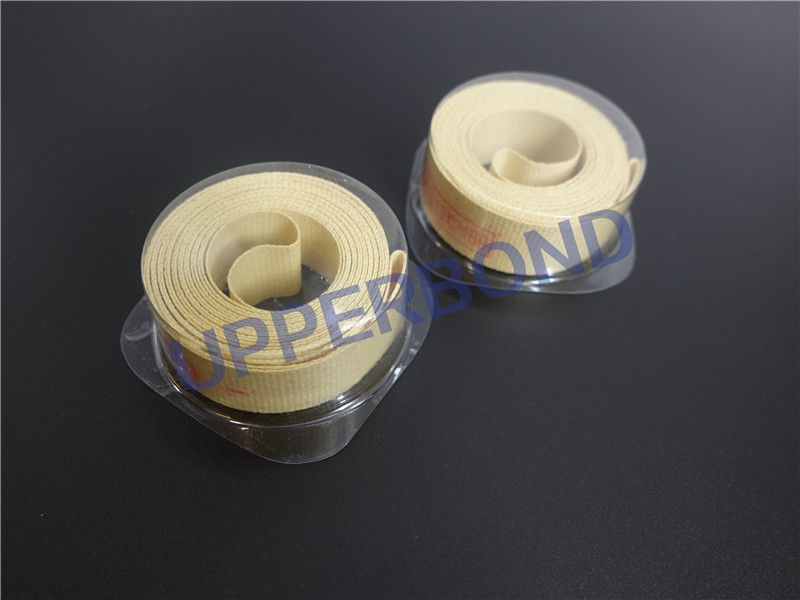 7.8*97mm Conveyor Machine Garniture Tape For Tobacco Industry