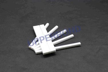 China White Ceramic Fluffing Knife To Shave Tipping Paper Ensuring Better Adhesion With Cigarette Rods factory